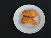 Tempura fish bites