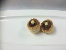 Savoury tartlets