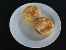 assorted gourmet savoury pies