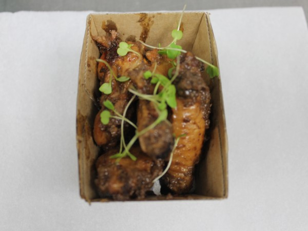 spicy sticky cola chicken