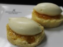 sweet scones