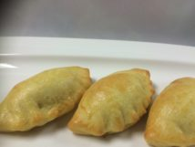 Ham & cheese turnovers