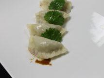 Pork & prawn dumpling